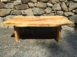 tree cross section table new hton live edge coffee table finewoodworking