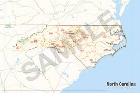 nc zip code map search the maptechnica printable map catalog maptechnica