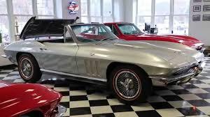 1966 corvette roadster 1966 corvette roadster for sale sebring silver 350 350 fuelie bolt