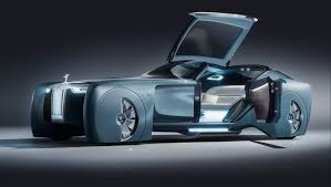 roll royce sport car take a moment to look at this unreal rolls royce driverless car