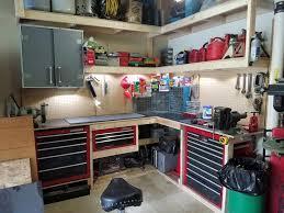 Amazing Garage Workbench Ideas 11 Garage Workshop Shed by 25 Unique Workbench Ideas Ideas On Pinterest Garage Workbench