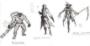 alec acevedo illustration batman metal gear solid mashup