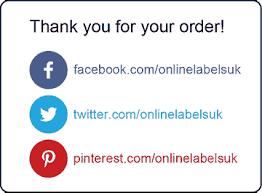 social media label templates eu30014 online labels