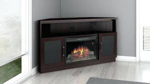 corner tv cabinet with electric fireplace electric fireplace corner tv stand dosgildas com