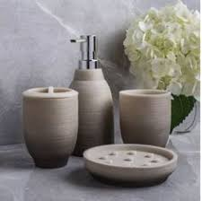Bathroom Countertop Accessories by Interdesign York Accessories Is A Stylish Way To Keep Your