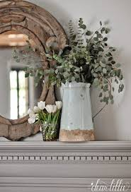 Kitchen Mantel Decorating Ideas 304 Best Decorations And Co Images On Pinterest