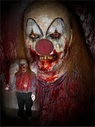 scary killer clowns casey the killer clown life size fat killer