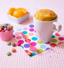 recettes de cuisine 2 mug cake à la pêche les meilleures recettes de cuisine d ôdélices