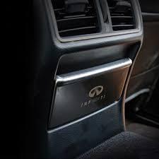 infiniti q50 interior interior accessories for infiniti q50 q50l back rear row passenger