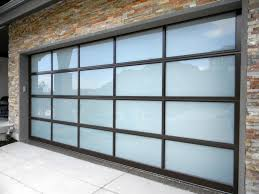 glass garage doors for houses new decoration the facts of image of glass garage doors design