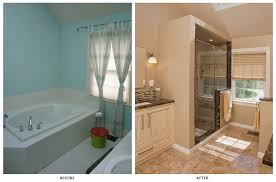 small bathroom remodel pictures before and after home interior