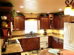 above cabinet lighting home decor above cabinet decorating ideas