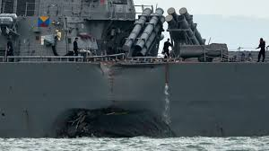 navy recovers remains of 10 sailors killed in uss john s mccain