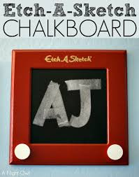 diy etch a sketch chalkboard a night owl blog