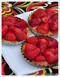 aux fraises cuisine recette sans gluten ni lait tartelettes aux fraises cuisine
