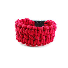 bracelet red images Triple stitch survival bracelet r e d bullethead ballistics png