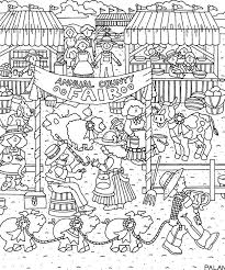 circus coloring pages printable 8 best color circus images on pinterest circus pictures