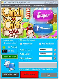 crush hack apk crush soda saga hack tool for unlimited coins and gold no