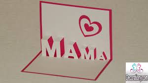 12 lovely diy mothers day cards ideas 2017 decoration y