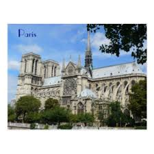 notre dame wrapping paper notre dame gifts on zazzle