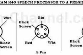 uniden cb mic wiring diagram wiring diagram