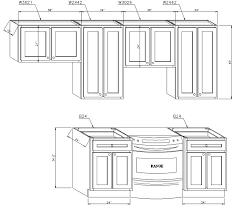 Standard Kitchen Cabinet Height Standard Kitchen Cabinet Depth Height Above Counter Construction