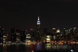 empire state building lights tonight don t miss the empire state building s first ever led christmas