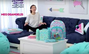 meg deangelis launches collection through pottery barn u0027s teen retailer