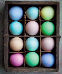 Easter Egs by Dyed Easter Eggs Recipe Leite U0027s Culinaria