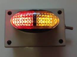 magnetic battery operated led lights battery operated oversize over dimension clearance marker lights