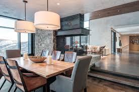 mountain home interior design pearson design mountain modern