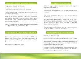 formato para pago de tenencia refrendo ejercicio 2016 información tenencia portal tributario hidalgo