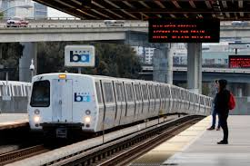 Political Ads Banned From San Francisco Buses Trains Bart Prepares For Marches In Sf Oakland Walnut Creek
