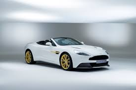 aston martin vanquish 60th anniversary pictures evo cars for