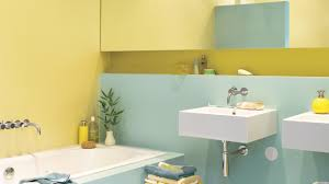 tiny bathroom bring it to life with colour dulux