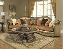Overstuffed Sectional Sofa Living Room Extraordinary Overstuffed Living Room Furniture Sets