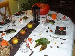 deco de table pour anniversaire décoration d u0027automne quelles couleurs pour une jolie table