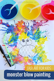Halloween Arts And Crafts Ideas Pinterest - 512 best fun with paint images on pinterest diy and