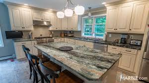 cabinet green countertop kitchen green granite countertops