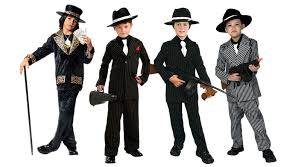 Gangster Costumes Halloween Halloween Costumes Boys Archives U2022 Party Costume House