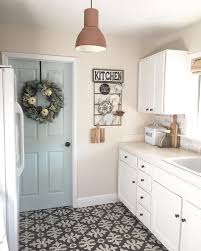 door color door is whipped mint by behr and walls are cream in my