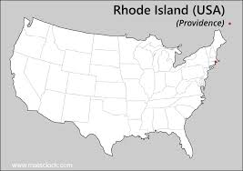 map usa rhode island rhode island time time now in rhode island usa