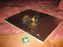 how to insulate an attic hatch a concord carpenter
