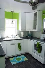 Lime Green Kitchen Cabinets 20 Modern Kitchens Decorated In Yellow And Green Colors Green