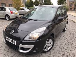 renault scenic 1 5 dci tomtom edition 5dr 2009 2 owner full