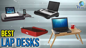 Laptop Lap Desk With Light by 10 Best Lap Desks 2017 Youtube