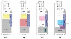 Smart Design Studio Apartment Downsize My Space - Studio apartment design