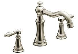 Moen Tub And Shower Faucet Moen Diverter Valve Iron Moen Pull Down Kitchen Faucet Wide