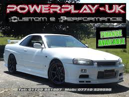 nissan skyline r34 for sale in usa used 1999 nissan skyline r34 for sale in north yorkshire pistonheads