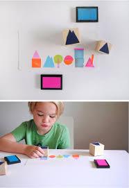craft foam wooden blocks geometric shapes u003d kid craft